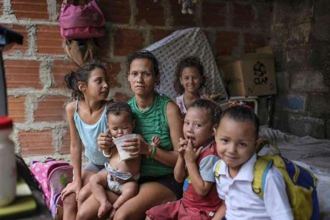 Niños-venezolanos